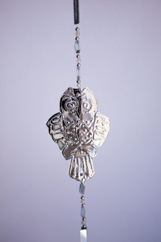 WISE OWL TIN STRAND