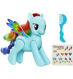 MY LITTLE PONY Rainbow Dash figur