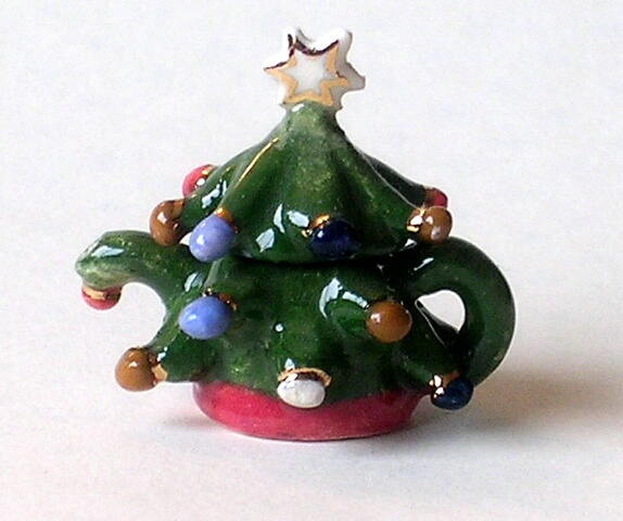 Christmas Tree Teapot: 17+ Best Images About Teapots I Love Christmas And Winter