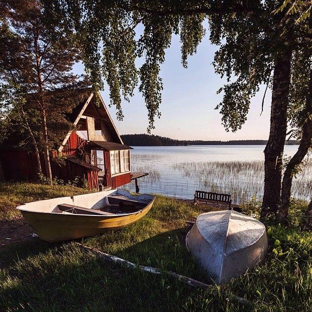 Summer in Sweden | wisslaren