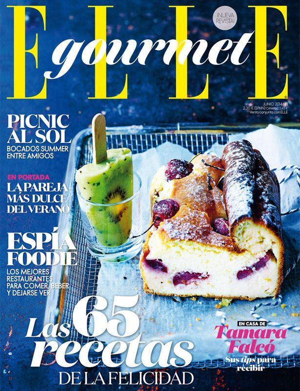 ¡Bienvenida ELLE Gourmet!