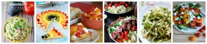 My absolute favorite thing about Spring hands down are the gorgeous colors that it brings with it. Those colors also usually mean healthy recipes that are light and fresh. This collection of easy healthy recipes are just that.  Plus, they're gorgeous! Which one are you pinning to make? Easy Healthy Recipes In order to …