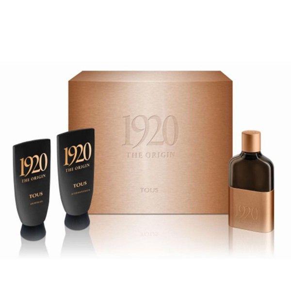 Tous 1920 eau de toilette 100ml vaporizador + after shave