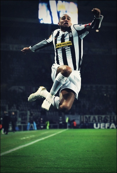 David Trezeguet, Juventus FC (2000–2010, 245 apps, 138 goals)