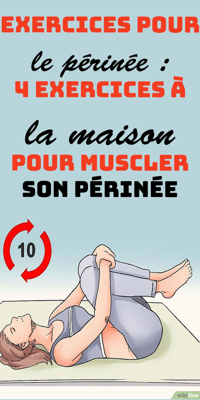 Comment faire les exercices de Kegel .Les muscles du
