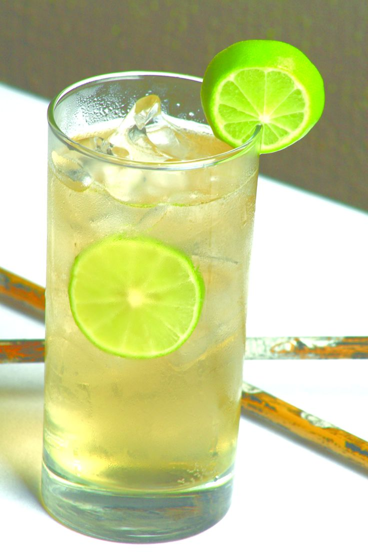 Chilcano cocktail  - recipe with our newest find Pisco