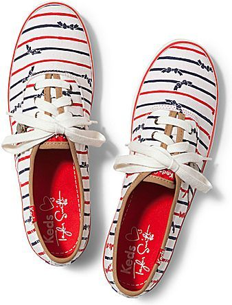 Keds Taylor Swift's Champion Bow Stripe