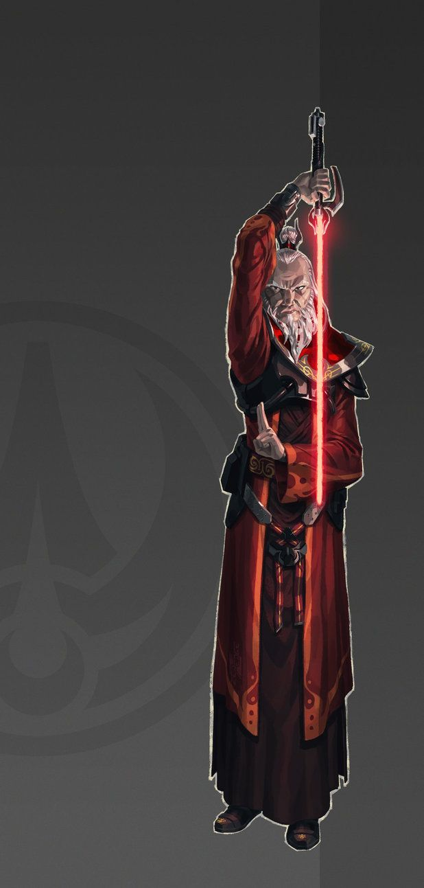 Avastar Wars - Roku by ZedEdge on DeviantArt