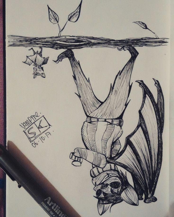 Día 6 Vampire bat!