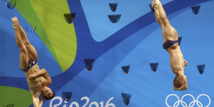 Rio Olympics 2016: Gold For Great Britain's Jack Laugher And Chris Mears