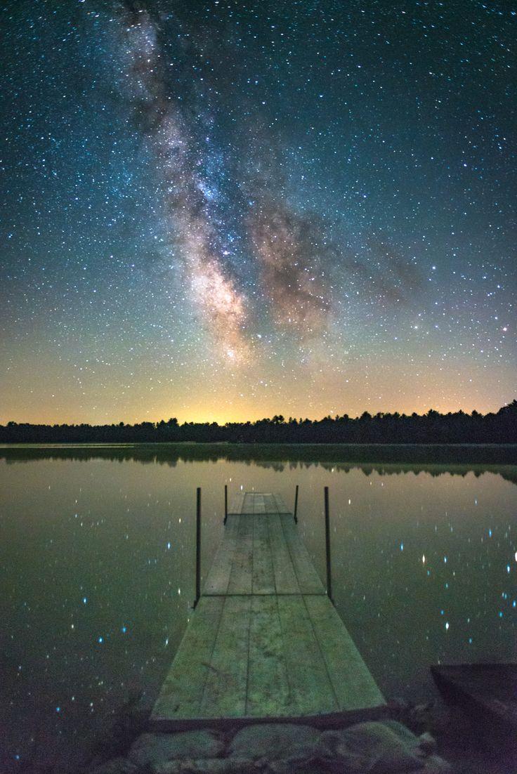 Docking The Milky Way Galaxy