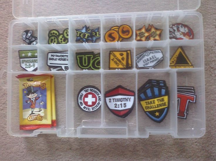 Great way to organize all those Ultimate Challenge patches.   Thanks, Commander Bill!