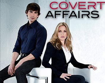covert affairs I love this show!