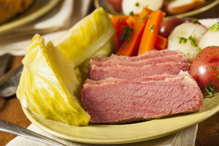 No Muss, No Fuss Dinner Recipe: Slow-Cooked Corned Beef