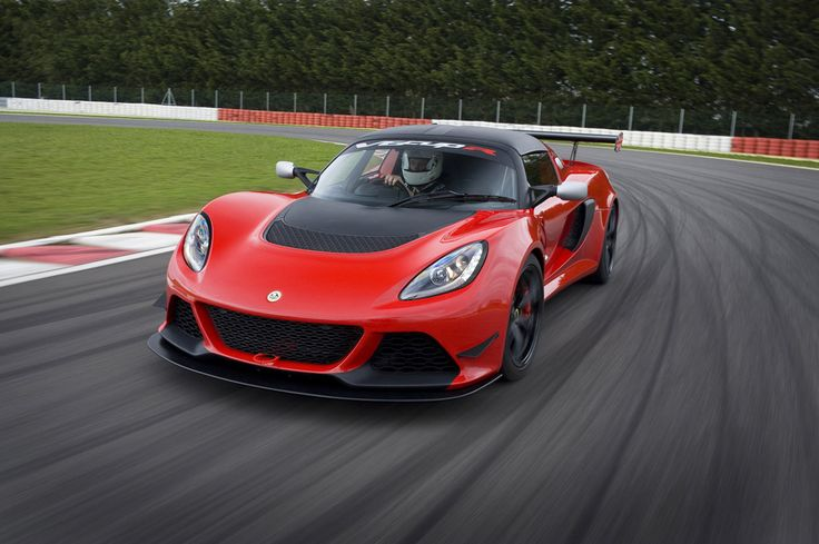 Lotus Thierry Verhiest » Exige V6 Cup R