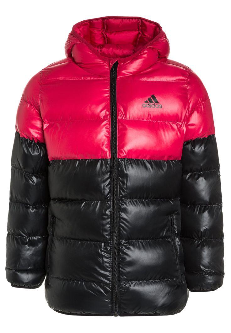 Adidas performance veste d'hiver - black/energy pink enfant rose vêtements de sport vestes de ski & snowboard [AD543F02U-J11]