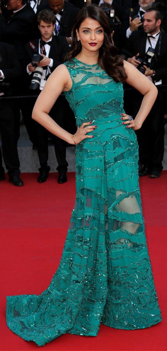 Aishwarya Rai - 2015 Cannes