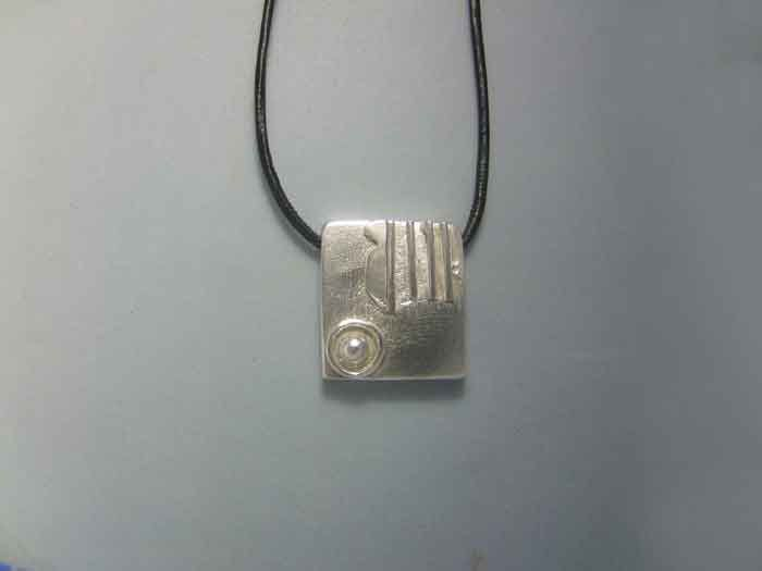 mayan kin seal hand manic sterling silver 925 pendant charm zodiac necklace sello maya kin mano colgante zodiacal maya plata de ley by Algaba on Etsy