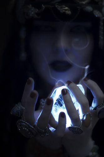 Blue Crystal, by Sirkku Tuomela 2017