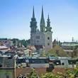 Panorámica de Zagreb capital de Croacia - Flor Adelaida Glez.