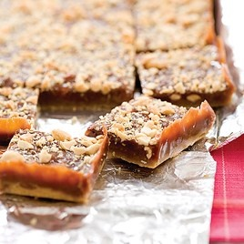 Snickers Bars - Cook's Country