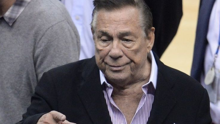 Clippers owner Donald Sterling 'says he's not racist'