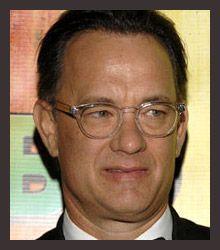 Tom Hanks wearing Entourage of 7.