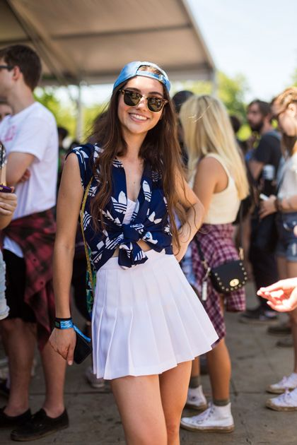 See 20 of the Raddest Festival Looks from Governors Ball