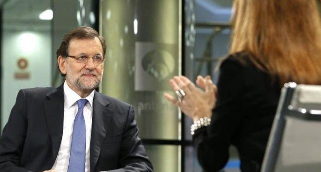 Rajoy contundente contra el proceso de independencia de Cataluña