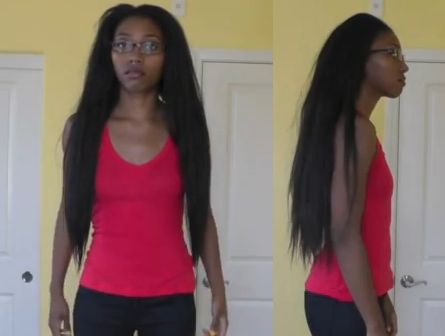 Longhairdontcare2011: Hair 3, Hair Lust, Hair Hair, Future Hair, Hair Goals, Hair Porn, Beautiful Hair, Black Hairspir, Hair Inspiration