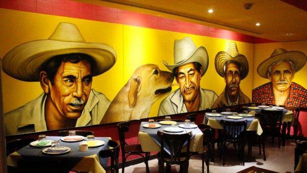 El Sí Señor se trata de un restaurante mejicano ideal para ir en familia. Los más peques de la casa lo pasarán en grande ya que, además de comer bien, podrán pa