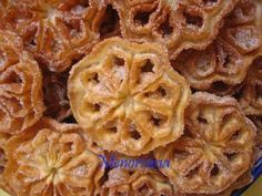 Hojuelas (flores de sarten), Receta Petitchef