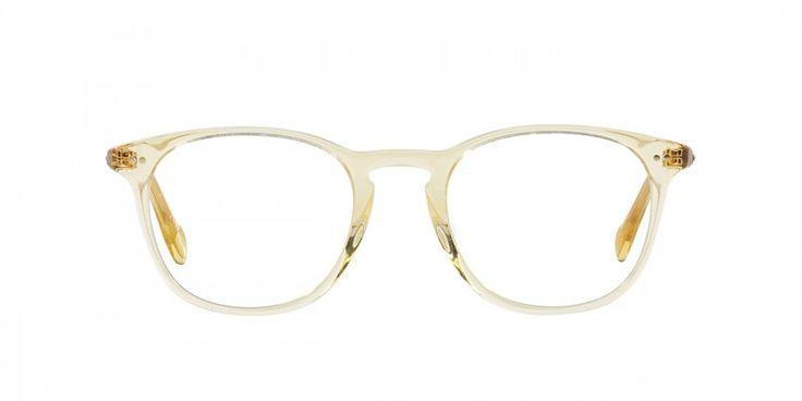 Oliver Peoples   Sir Finley Vintage Beige Crystal Optical Eyewear by Oliver Peoples
