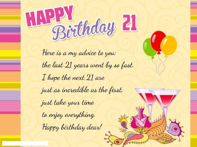 Birthday Wishes For Friends And Your Loved Ones Happy Birthday Wishes Images For Friend Happy 21st Birthday Wishes Happy 21st Birthday Quotes Happy 21st Birthday