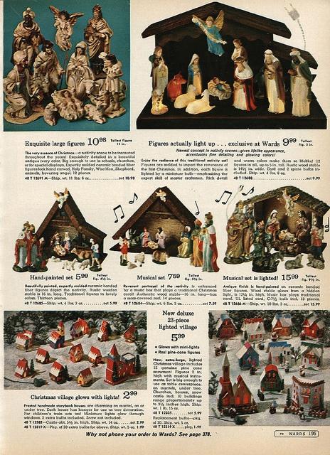 1968 Montgomery Ward Christmas Catalog...