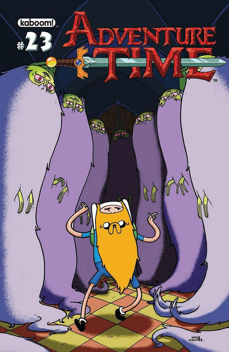 Adventure time 23 hora de aventuras anime hora de