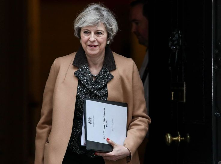 U.K. Prime Minister Theresa May's vulnerabilities were laid bare this week and it couldn't have come at a better time for the 27 European governments seeking the upper hand in upcoming Brexit negotiations.