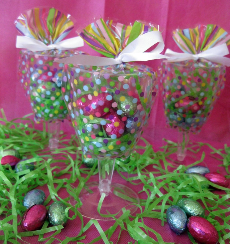 256 best treat boxesbags easter images on pinterest cookie easter party favors from crissys crafts negle Gallery