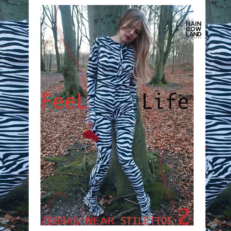 Nostalgic-trip. RainbowLand-classic-design, Tailormade from 2010-2012 RainbowLands classic jumpsuit. FEEL LIFE, dont just live in your head. AND REMEMBER ZEBRAS WEAR STILLETOES TOO! Go to WWW.RAINBOWLAND.DK to C my designs #COMPASSION IS ALWAYS #IN #FASHION #playsuit #flowerpower #love #fun #jumpsuit #catsuit #sing #dance #party #zebra #nature #animal #tailormade #leggins #budda #hathayoga #yoga #meditation #trees #tree #green #fashionfreak #fashionlover #fashionblogge #club #jimmychoo…