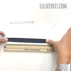cintura elástica. Cómo calcular la medida de la cintura elástica