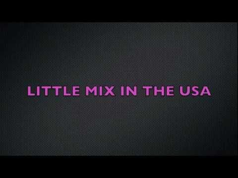 Little Mix in Phoenix. Why. Did. I. Not. Know. About. This. I could've gone :(