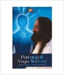 PATANJALI YOGA SUTRAS - SRI SRI Ravi Shankar - Book