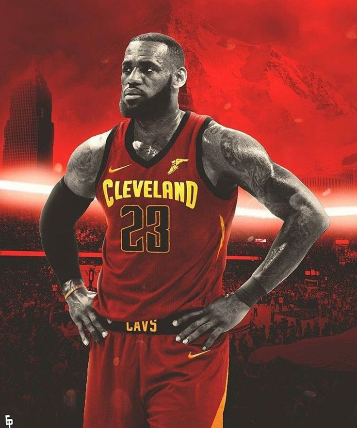 Cleveland Cavaliers new Jersey 2017-2018 Looks savage on Lebron James