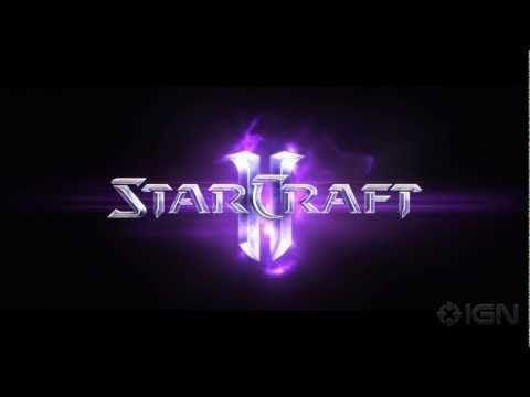 StarCraft 2: Heart of the Swarm Intro Cinematic 玻璃渣的動畫還是一樣變態