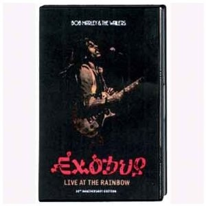 Amazon.com: MARLEY BOB & THE WAILERS EXODUS - LIVE AT THE RAINBOW.