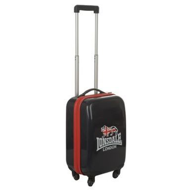 Lonsdale Union Jack Trolley Suitcase