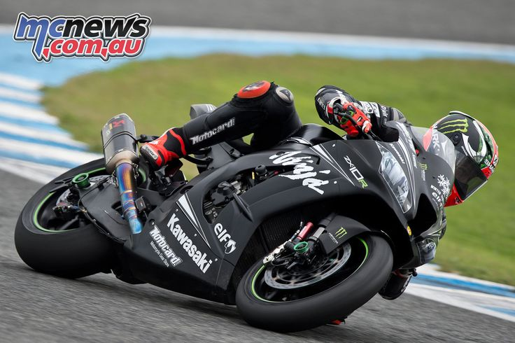 Kawasaki Racing Team's Jonathan Rea leaves final Jerez test for 2016 happy with 1:39.5 on race tyres, while Tom Sykes sets 1:39.461 on Q rear tyre