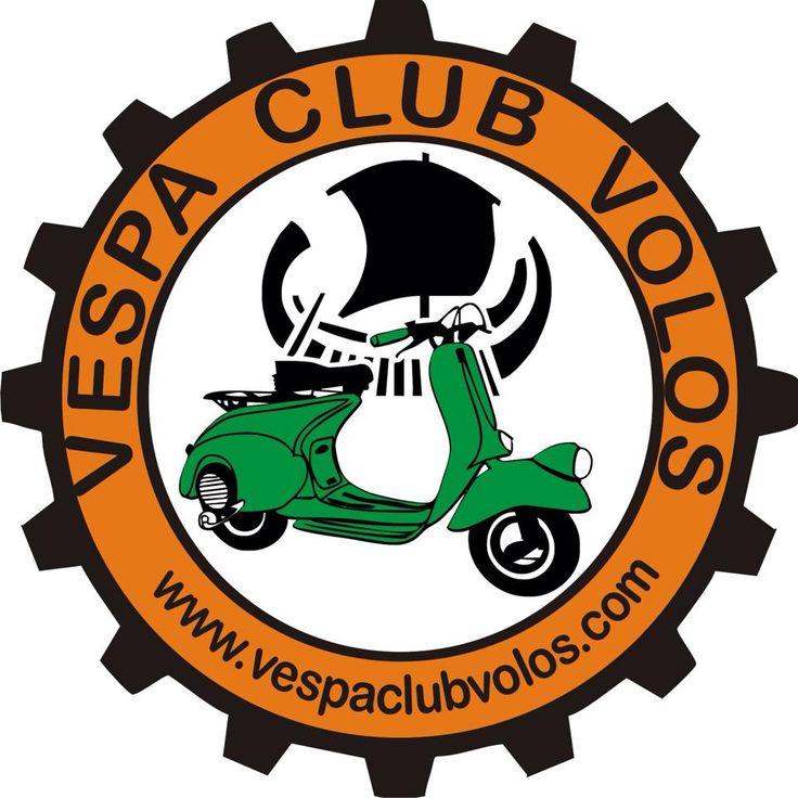 #VespaClub #Volos