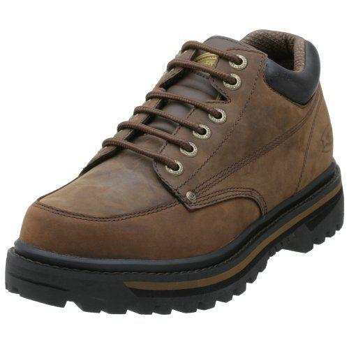 Skechers Men's Mariner Low Boot,Dark Brown, 11 M - http://authenticboots.com/skechers-mens-mariner-low-bootdark-brown-11-m/