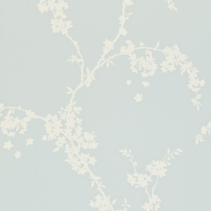 Blossom Tree Wallpaper | Borocay Wallpaper Collection | Sanderson Wallpaper